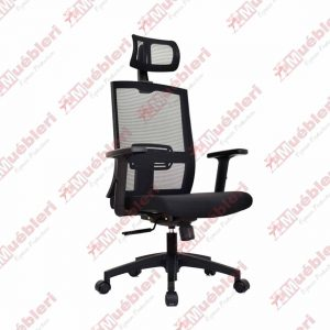 silla gerencial ergonomica